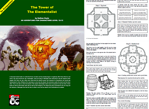 The Tower of the Elementalist